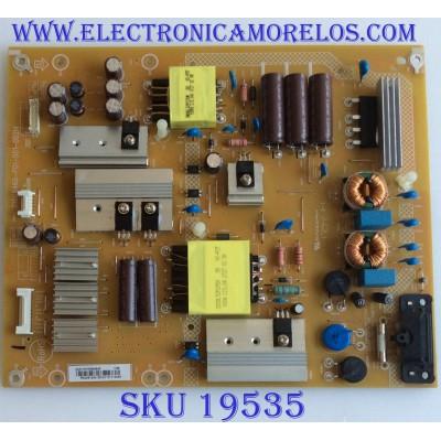 FUENTE DE PODER / VIZIO / PLTVHY403GAA2 / 715G8460-P01-001-002H / (X)PLTVHY403GAA2 / MODELOS D50-E1 LTCWVTMT / E50-E1 LTM7WVST