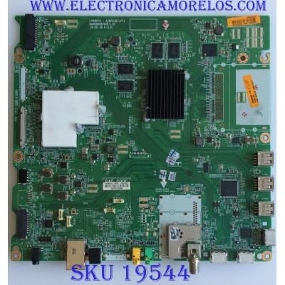 MAIN / LG / EBT63418701 / 62926601 / 47PRSLCU-0002 / 40EBT000-00DC / EAX66085703(1.0) / PANEL  V400DK1-KE1 REV:C8 / MODELO 40UB8000-UB AUSJLJR