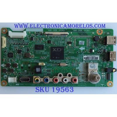 MAIN / LG / EBU62007604 V.1 / EAX65049105(1.1), 62007604 / PANEL HC390DUN-VCFP1-21XX / MODELO 39LN5300-UB