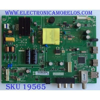 MAIN /FUENTE / (COMBO) / TOSHIBA / B17062414 / TP.MS3553.PB789 / 3MS553LC5NA.02 / PANEL LVW320CSDXE20 / MODELO 32L310U18