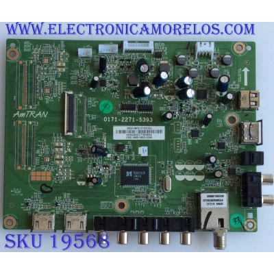 MAIN / JVC / 3655-0802-0150 / 3655-0802-0150 / 3655-0802-0395 / 0171-2271-5393 / MODELO EM55FTR