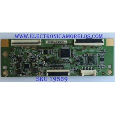 T-CON / SAMSUNG / HV320FHBN1044 / 97712400WO85Q1W0807 / MODELO UN32J5500AFXZA