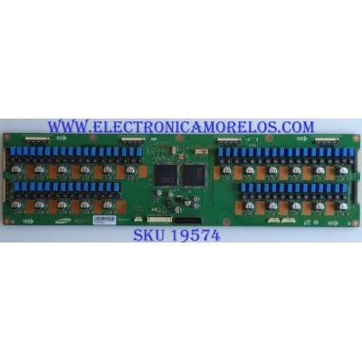 BAKLIGHT / SAMSUNG / LJ97-01401A / INV40L64A / 0730(070614) / PANEL LTA400HA04-V01 / MODELOS LNT4071FX/XAA / LNT4081FX/XAA