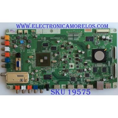 MAIN / PHILIPS / A01PKMMA-001-DM / A01PKUZ / BA01P5G0401 4_1 / PANEL LTA400HF09-001 / MODELO 40PFL5705DV/F7 YA1