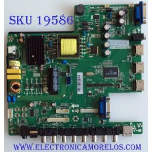 MAIN /FUENTE / (COMBO) / SCEPTRE / B15113997 / TP.MS3393.P712 / CN32HB720 / PANEL HV320FHB-N00 /