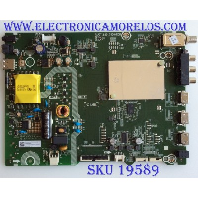 MAIN / SHARP / 233668 / RSAG7.820.7900/ROH / 221820 / HU32K2601HWR / PANEL HD315K2H81-B1\S2\BBY\GM\ROH / MODELO LC-32LB591U