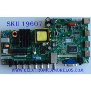 MAIN / FUENTE / (COMBO) / 999A4Y / CHANGHONG / JUC7.820.00103445 / HLS43C / PANEL C320F14-E5-B / MODELO LED32YC1600UA