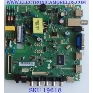 MAIN / FUENTE / (COMBO) / U15072153 / TP.MS3393T.PB758 / HV320WHB-N06 / PANEL D320D3-GTB1-COX / MODELO WD32HD1390