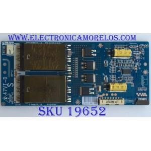 BACKLIGHT / LG / 6632L-0526C / PPW-CC47VT-S (D) / PANEL'S LC470WUN-SBA1 / LC470WUD-SBA1 / MODELOS 4750-UG / VT470M