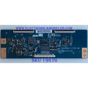 T-CON / SEIKI / 55.32T26.C02 / T320HVN02.0, 32T26-C00 / 5532T26C02 / PANEL BLD315CB04 / MODELOS SE32FY22 / ELEFS321 F1300