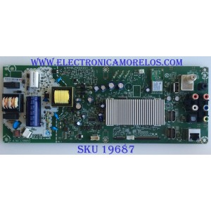 MAIN / FUENTE / (COMBO) / PHILIPS / A6LFKMG-32HB / BA6LFEG0201 / 6LFKD / PANEL U6FF9XG / MODELO 32PFL3901/F8