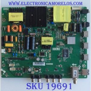 MAIN / FUENTE / (COMBO) / INSIGNIA / B15082824 / TP.MS3393.PC787 / 3MS93AX13 / PANEL LVF550C5DX. E6  .V4 /