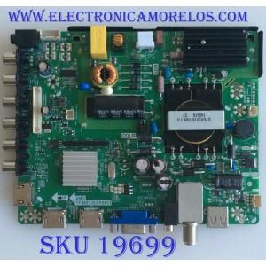 MAIN / FUENTE / (COMBO) / UPSTAR / C14030103 / TP.MS3393.PB851 / PANEL KM0315LDPH04-H03 / MODELO P032EWY