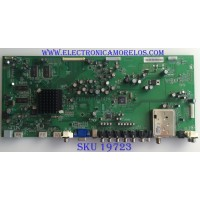 MAIN / VIZIO / 3652-0042-0150 / 0171-2272-2424 / 3652-0042-0395 / PANEL LTA520HB03-S01 / MODELO VX52LFHDTV10A