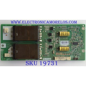 BACKLIGHT  INVERTER / TOSHIBA / 6632L-0625A / KLS-EE37ARF14(T) / 625A / PANEL LC370WUN-SCG1 / MODELO  37E200U