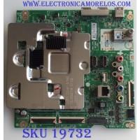 MAIN / EBT65205203 / EAX67910507 / PANEL LC490EQG(FL)(M1) / MODELO 49SK8000PUA.BUSWLJR