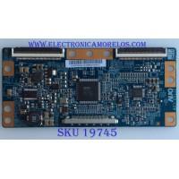 T-CON / LG / 55.31T09.C45 /  T370HW03 / 5531T09C45 / PANEL  T320HVN01.4 / MODELO 32CS560-UE AUSDLUR