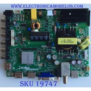 MAIN / FUENTE / (COMBO) / UPSTAR / C14040233 / TP.MS3393.PB851 / KM0395LDCH0G / MODELO P40EWX