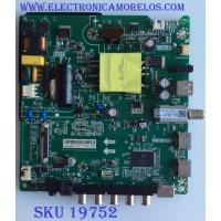MAIN / FUENTE / (COMBO) / HISENSE / R18071496 / TP.SR.PB701 / LSC400HN02 / 235723 / PANEL JHD400N2F31-TXL / MODELO 40EU3000