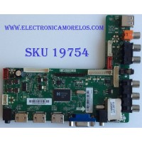 MAIN / JVC / B14060290 / T.MS3393.81 / 82-2000038 / PANEL HV320WX2-201 / MODELO LT-32DE74 AAB