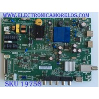 MAIN / FUENTE / (COMBO) / H17010110 / TP.MS3553T.PB769 / 3200282093 / PANEL BOEI320WX1 / MODELO 32LJ500B-UB