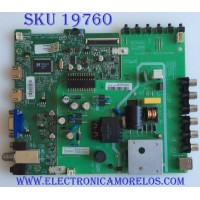 MAIN / FUENTE / (COMBO) / COBIA / A16066718 / PW.50W2.752(CNC-P32B2)B(16123)/ TD.MS3393T.752(CNC3393_19D2)B(16120) / T201606022A / CN32CNB26 / PANEL HV320WHB-N06 / MODELO 32LED1301