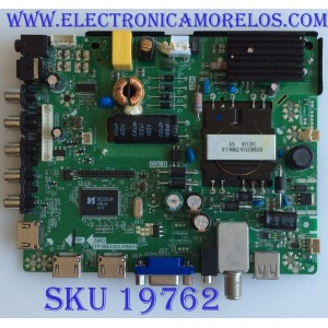 MAIN / FUENTE / (COMBO) / ELEMENT / 34012048 / TP.MS3393.PB851 / B14060051 / LC320TU3A / PANEL LP3201406A / MODELO ELEFT326 F1400