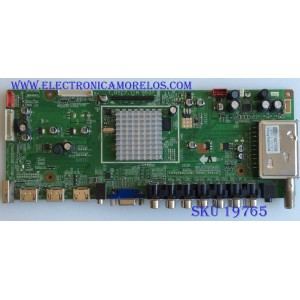 MAIN / RCA / 46RE01TC711LNA0-B2 / T.RSC7.11A 9537 / PANEL  T460HW03 / MODELO 46LA45RQ