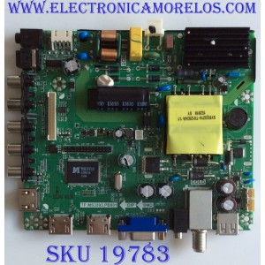 MAIN / FUENTE / (COMBO) / WESTINGHOUSE / K15082534 / TP.MS3393.PB801 / PANEL LK315T3HC1K / MODELO WD32HB1120-C
