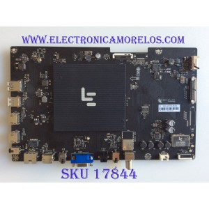 MAIN / LEECO 10010037 / MS6A938_MBD_D_H5000  / PANEL TPT550U1-QVN02.U REV_S000M / MODELO SUPER4 X55