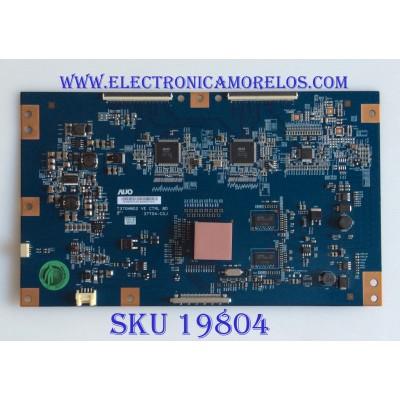 """T-CON / SAMSUNG / 55.46T03.C11 / T370HW02  / VE CTRL BD 37T04-C0J / PANEL T460HW03 V.8 / MODELO LN46B650T1FXZA /PARTES SUSTITUTAS55.46T03.C0655.46T03.C16 / BN81-02369A / 55.31T06.C05 / 55.37T05.C02 / BN81-02346A"""