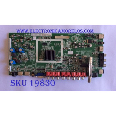 MAIN / DINEX / 6KS0110110 / 569KS0169C / PANEL T370HW03 V.D / MODELO DX-37L150A11