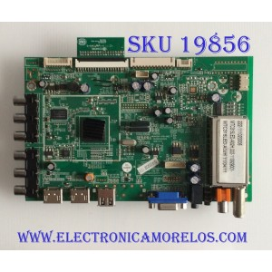 MAIN / WESTINGHOUSE / 222-111005001 / MSAV2601-ZC26-01(A) / 303C3207073 / 222-111020006 / PANEL T315XW04 V.8 / MODELO LD-3240 TW-63811-A032C