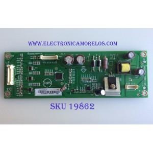 LED DRIVER / VIZIO / 715G6391-P01-000-004F / PANEL LNTVDU366XAE1 / MODELO E390I-B1