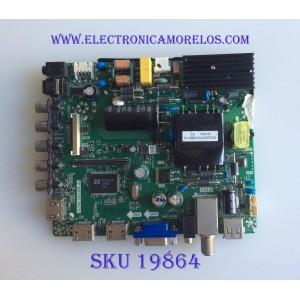 MAIN / FUENTE /(COMBO) / ATYME 40AE0010615-A1 / K16070960 / K16070960-0A01172 / TP.MS3393.PB751 / PANEL LSC400HN05-12V / MODELO 400AM7HD