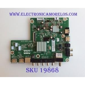 MAIN / SHARP / 3655-1022-0150 / 3655-1022-0395 / 0171-2271-5823 / MODELO LC-55LE653U