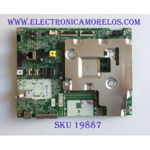 MAIN / LG EBT65200613 / EAX67895403(1.0) / 64684601 / 86849901 / PANEL HC860DQF-SLUR1-2142 / MODELO 86UK6570PUB 8M1L00SS / 86UK6570PUB.AUSWLJR