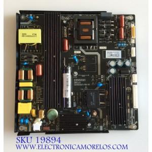 FUENTE DE PODER / RCA AE0050456 / ER9569S REV:1.0 / ER9569S-D-225300-P08 / MODELO RNSMU6536