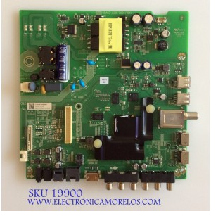 MAIN / FUENTE (COMBO) / SHARP 210684 / RSAG7.820.7456/ROH / HU40N2178FW(BOM1) / 182628 / PANEL JHD396N2F01-KSQL / MODELO LC-40Q5020U