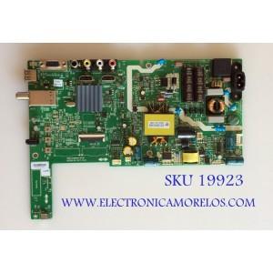 MAIN / FUENTE (COMBO)/ SKYWORTH / 1810267U / 5844-A2M02A-0P20 / 06C34JQ7A1205A4 / SJX-QCJX8-3 / E239218 / PANEL V400HJ6-PE1 REV.C3 / MODELO 40E2