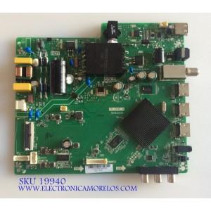 MAIN / FUENTE / (COMBO) / RCA / U18070958 /U18091728/ CH_XC9C_A / TPD.MS1603.PB751 / PANEL C400F18-E61-C / MODELO RTR4060-B-US