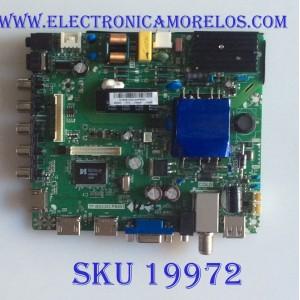 MAIN / FUENTE / (COMBO) / ELEMENT / H16081323 / TP.MS3393.PB801 / 34016550 / MODELO ELEFW3916-AK01