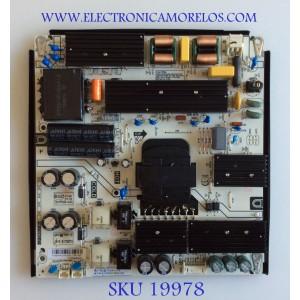 FUENTE DE PODER / VIZIO A18084793 / PW.176W2.671 / A18084793-0A05249 / 3200549150 / PANEL HV650QUB-N90 / MODELOS  D65X-G4 LHBFXVBU / D65X-G4 LHBFXVAU / D65X-G4 LHBFXVCU