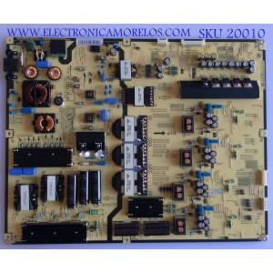 FUENTE DE PODER / SAMSUNG / BN44-00747A / PSLF331G06A / L75G4P REV 1.2 / PANEL CY-KH075FSLV1H / MODELO UN75HU8550FXZA TS01 / UN75HU8500FXZA TS01 / UN75HU8550FXZA TS02 /