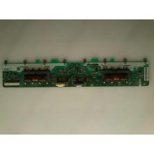 BACKLIGHT INVERSOR 02080A / SAMSUNG LJ97-02080A MODELO MAGNAVOX 32MF369B/F7