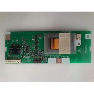 BACKLIGHT SILVER / PHILIPS 6632L-0212A / 996510005780 / KLS-EE32CI-S / PANEL LC320W01 (SL)(01) / MODELOS LCD32TV009HD / T321 / 32HDL52 / LT32HVE / 32PF7320A/37 / 32PF5320/28 / LCD3241ID