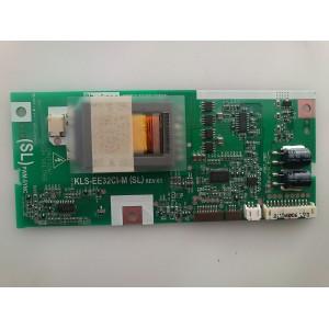 BACKLIGHT INVERSOR MASTER / LG 6632L-0211D MODELO PHILIPS 32PF7320A/37