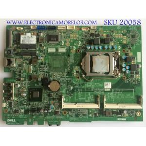 TARJETA MADRE DE COMPUTADORA / DELL  CN-0YXG0N / 11078-2 / PIH61R / 48.3HC01.021 / MODELO DELL 2020 / CHIPSET INTEL        BD82H61 SLJ4B