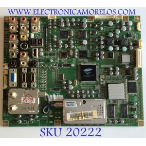 MAIN / SAMSUNG / BN94-00850A / BN97-00810A / BN41-00679B / PANEL T315XW02 / MODELOS LNS3251DX/XAA / LNS3252DX/XAA