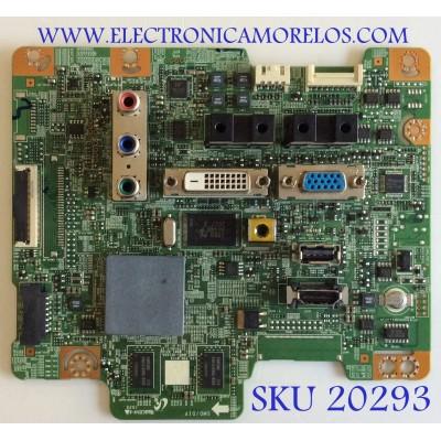 MAIN SAMSUNG / BN94-10414G / BN41-02162A / BN97-07313W / PANEL CY- DJ055CSLVZH / LSF550HJ07-A01 / MODELO LH55EDDPLGC/ZA VH03